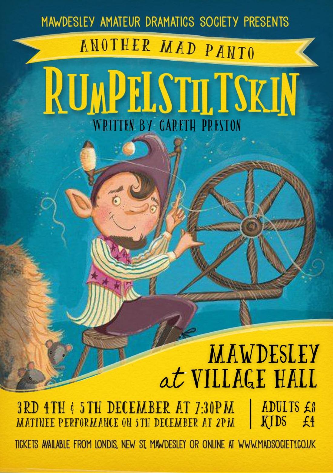 Rumplestiltskin poster