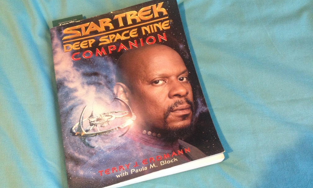 Deep Space Nine Companion book