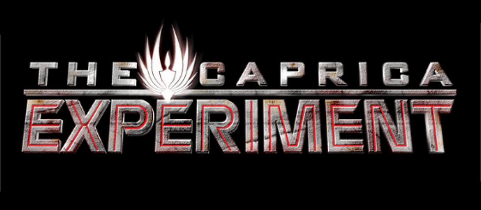Caprica Experiment logo