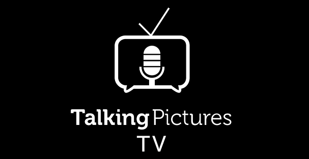 Talking Pictures logo