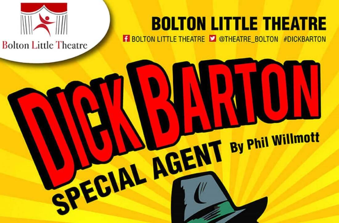 Dick Barton logo